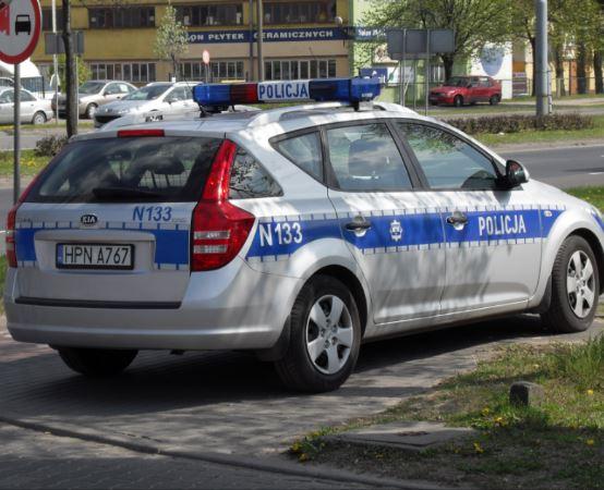 Policja Gorzów Wielkopolski: KASKADĄ w piratów drogowych