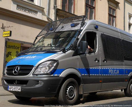 Policja Gorzów Wielkopolski: DZIELNICOWI NA SPOTKANIU Z PRZEDSZKOLAKAMI