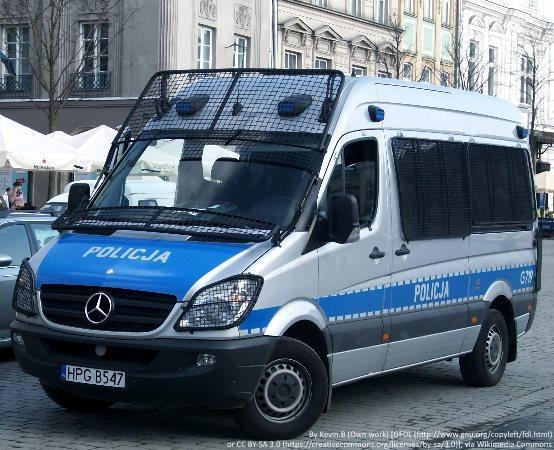 Policja Gorzów Wielkopolski: Do odbioru było 2500 zł. Właściciel ustalony przez policjantów, ale chętnych na gotówkę było więcej