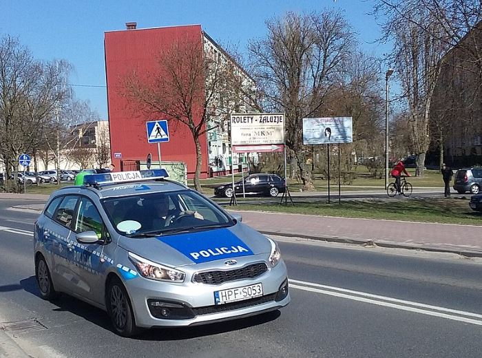Policja Gorzów Wielkopolski: Po śmiertelnym potrąceniu 4-latka policjanci intensywnie poszukują kierowcy chevroleta